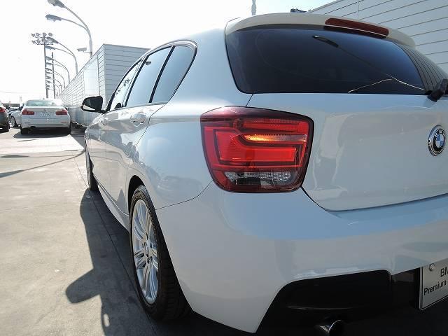 BMW BMW 116i Mスポーツ 下取車 純正ナビ バックカメラETC