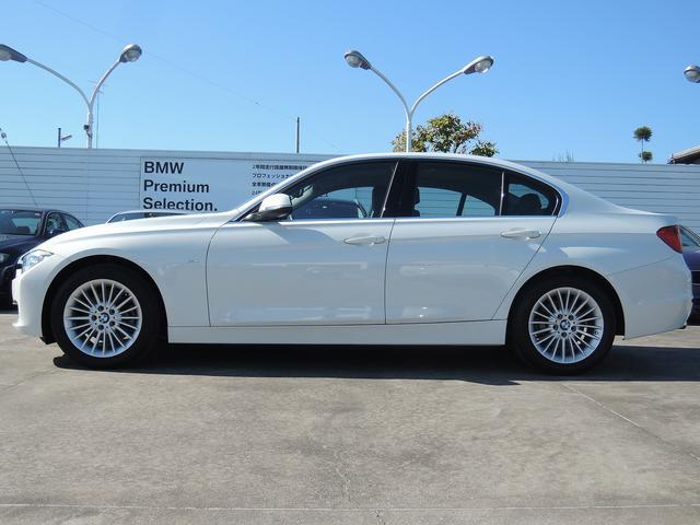 BMW BMW 320iラグジュアリー ワンオーナー ブラックレザー ACC