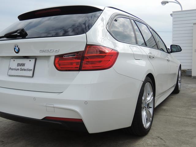 BMW BMW 320dツーリング Mスポーツ ワンオーナー 純正ナビETC