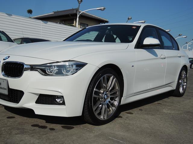 BMW BMW 320i Mスポーツ 19インチ アクティブクルーズ ETC