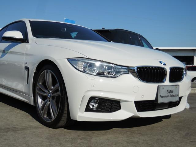 BMW BMW 430iクーペ Mスポーツ  ユーザー下取 ACC19インチ