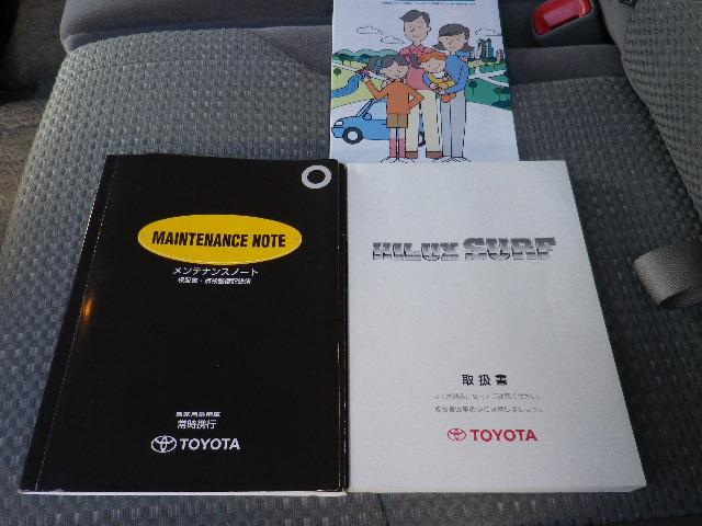 「トヨタ」「ハイラックスサーフ」「SUV・クロカン」「栃木県」の中古車70