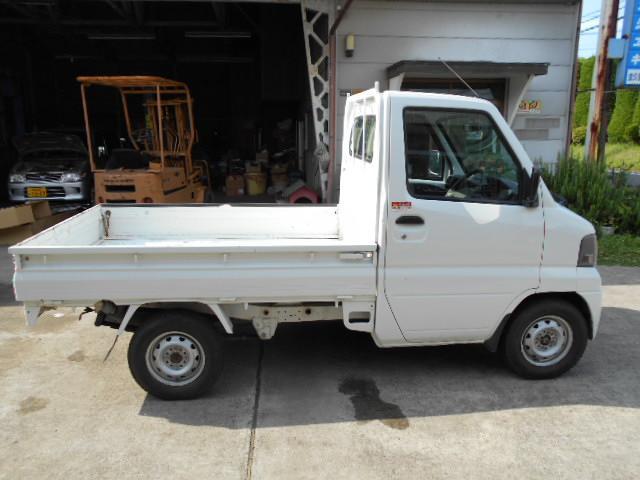 三菱 ミニキャブトラック 4WD エアコン パワステ