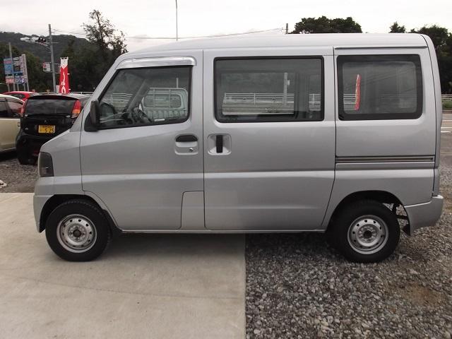 三菱 ミニキャブバン 4WD エアコン パワステ