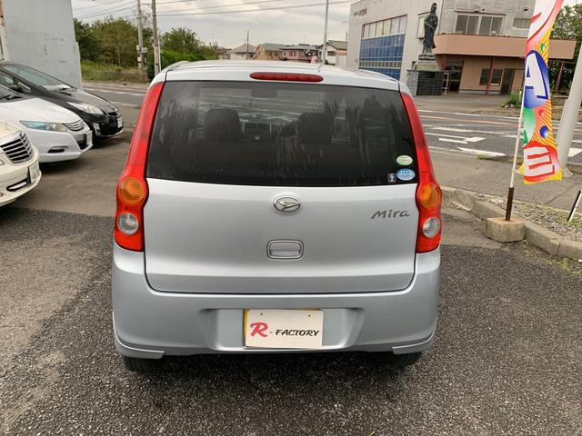 「ダイハツ」「ミラ」「軽自動車」「茨城県」の中古車6