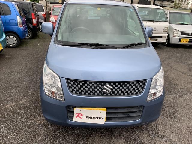 「スズキ」「ワゴンR」「コンパクトカー」「茨城県」の中古車2