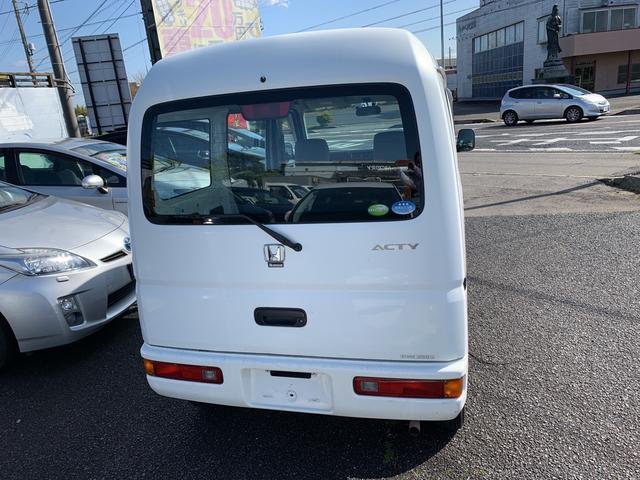 「ホンダ」「アクティバン」「軽自動車」「茨城県」の中古車7