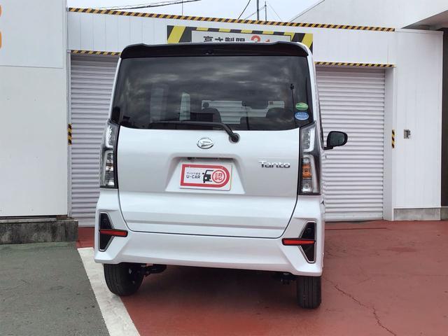 「ダイハツ」「タント」「コンパクトカー」「栃木県」の中古車5