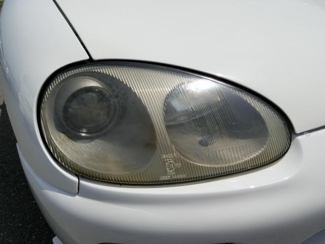 ヘッドライトです。