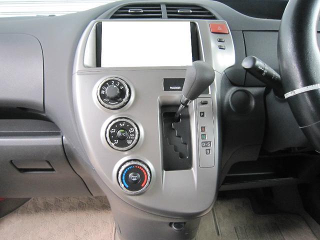 トヨタ ラクティス X AW15インチ キーレス フルフラットシート ETC