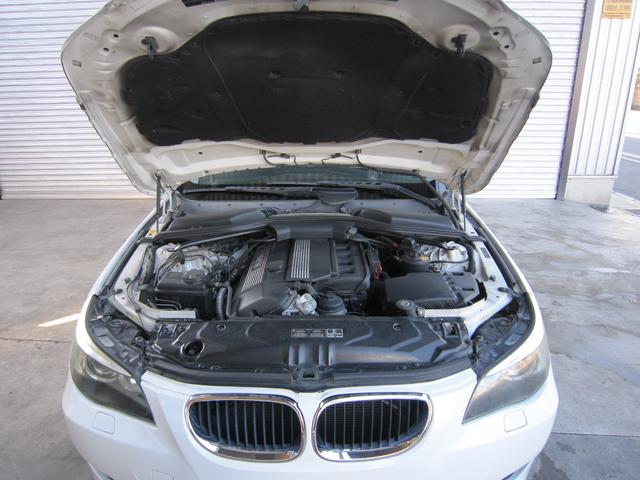 BMW BMW 525iハイラインパッケージ DVDナビ 20インチアルミ