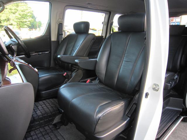 日産 エルグランド 250ハイウェイスター ブラックレザーED HDDナビ