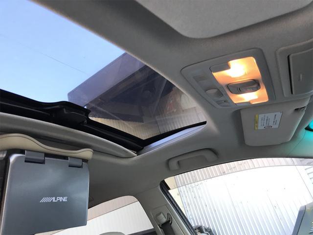 アエラス サンルーフ メモリーナビ フルセグ バックカメラ Bluetooth フリップダウンモニター オートスライドドア クルーズコントロール(23枚目)