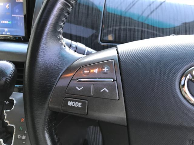アエラス サンルーフ メモリーナビ フルセグ バックカメラ Bluetooth フリップダウンモニター オートスライドドア クルーズコントロール(35枚目)