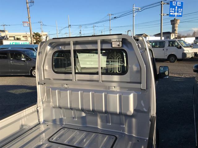 4WD 5速マニュアル エアコン パワステ 届出済未使用車(10枚目)