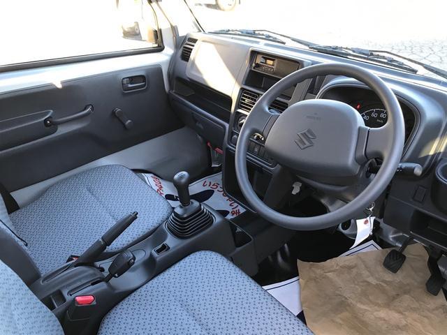 4WD 5速マニュアル エアコン パワステ 届出済未使用車(13枚目)