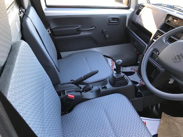 4WD 5速マニュアル エアコン パワステ 届出済未使用車(14枚目)