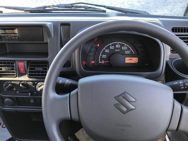 4WD 5速マニュアル エアコン パワステ 届出済未使用車(15枚目)