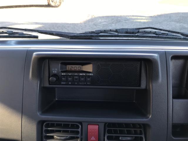 4WD 5速マニュアル エアコン パワステ 届出済未使用車(17枚目)