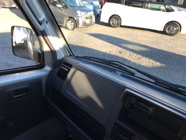 4WD 5速マニュアル エアコン パワステ 届出済未使用車(19枚目)