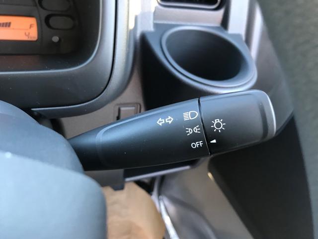 4WD 5速マニュアル エアコン パワステ 届出済未使用車(24枚目)