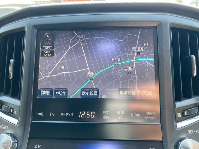 アスリートG 純正HDDナビ フルセグ Bluetooth接続 バックカメラ サンルーフ レザーシート スマートキー クルコン ドラレコ TRDフルエアロ 車高調(26枚目)