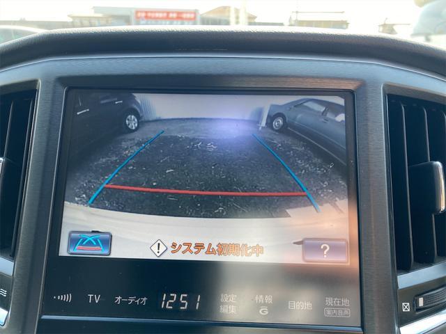 アスリートG 純正HDDナビ フルセグ Bluetooth接続 バックカメラ サンルーフ レザーシート スマートキー クルコン ドラレコ TRDフルエアロ 車高調(30枚目)