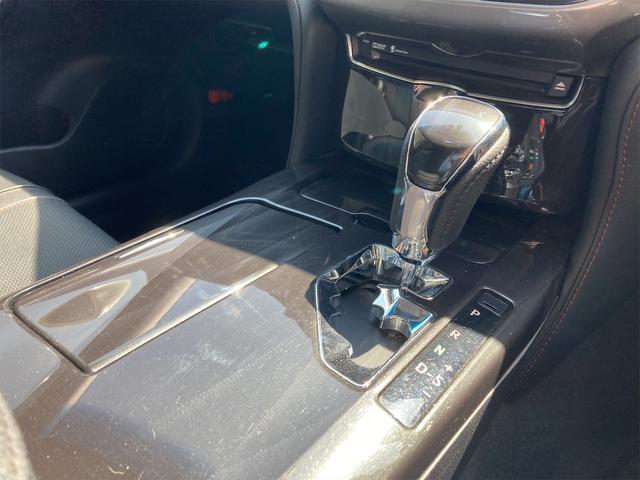 アスリートG 純正HDDナビ フルセグ Bluetooth接続 バックカメラ サンルーフ レザーシート スマートキー クルコン ドラレコ TRDフルエアロ 車高調(32枚目)