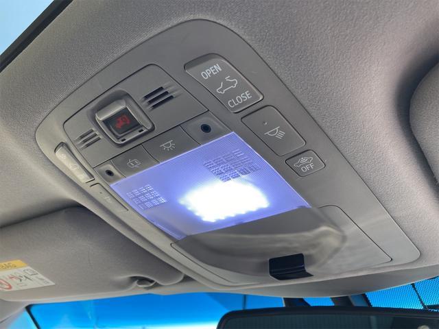 アスリートG 純正HDDナビ フルセグ Bluetooth接続 バックカメラ サンルーフ レザーシート スマートキー クルコン ドラレコ TRDフルエアロ 車高調(35枚目)