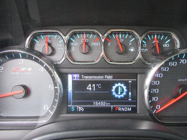 シボレー シボレー シルバラード 1500クルーキャブ LTZ 4WD 14y サンルーフ