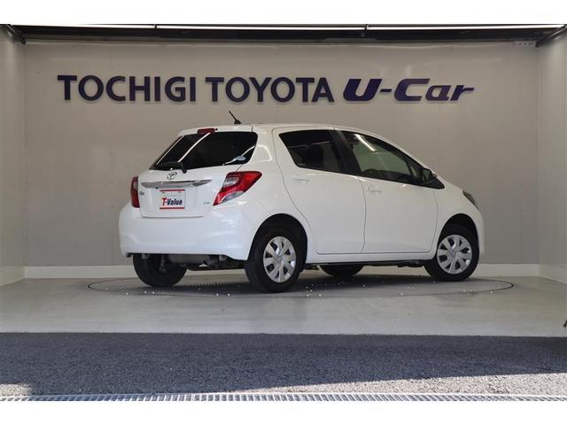 「トヨタ」「ヴィッツ」「コンパクトカー」「栃木県」の中古車3