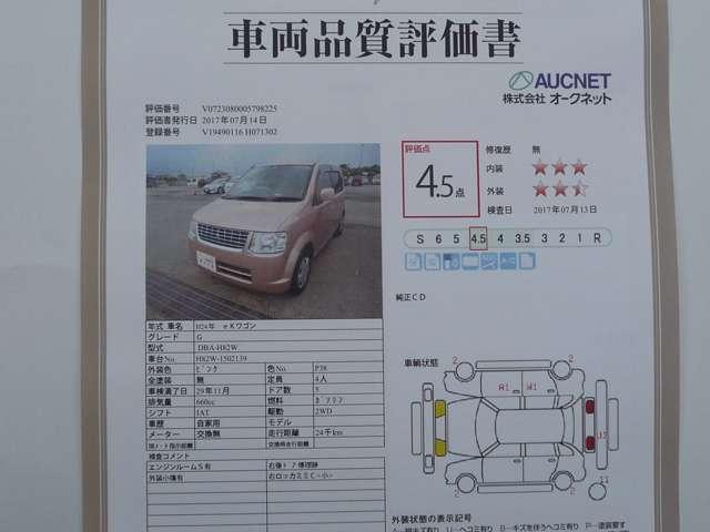 三菱 eKワゴン 660 G
