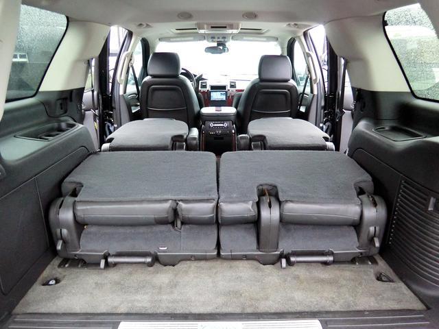 キャデラック キャデラック エスカレード AWDクライメイト HDDナビ サンルーフ Bカメラ ETC