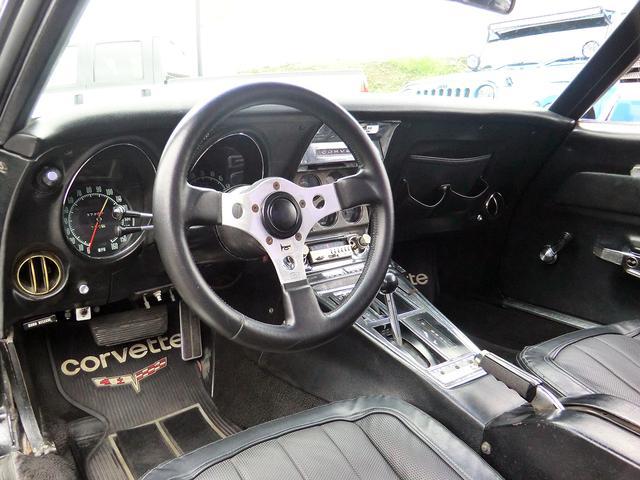 シボレー シボレー コルベット スティングレー350EG アイアンバンパー ワンオフマフラー