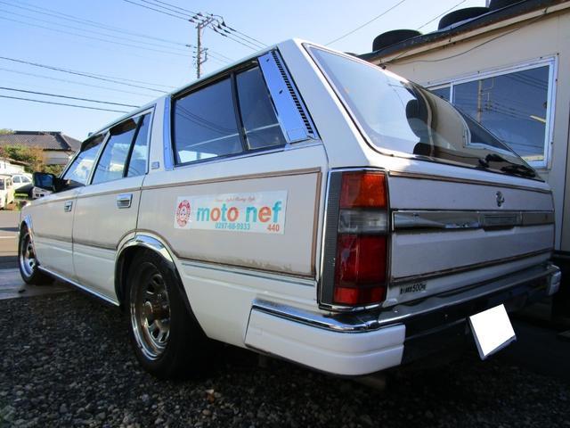 「日産」「セドリック」「ステーションワゴン」「茨城県」の中古車7