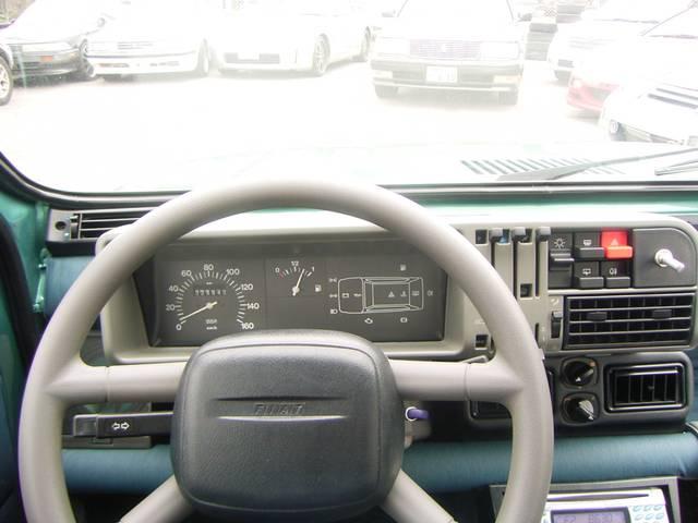フィアット フィアット パンダ 1100ホビー 2002モデル ノーマルルーフ