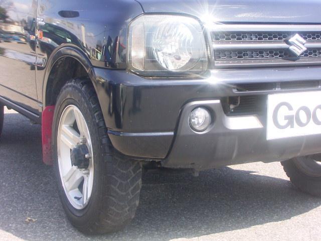 スズキ ジムニー ワイルドウインド 4WD HDDナビ