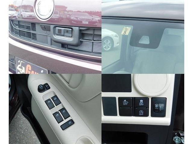 X SAII 衝突被害軽減システム アイドリングストップ キーフリー レーダーブレーキ アイドリングストップ オートエアコン イモビライザー ベンチシート 両側スライドドア(18枚目)