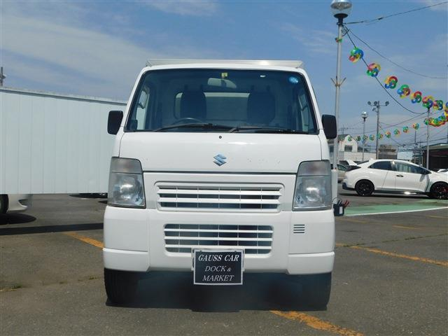KCパワステ 3方開 4WD パネルトラック/ワンオーナー(2枚目)