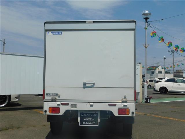 KCパワステ 3方開 4WD パネルトラック/ワンオーナー(3枚目)