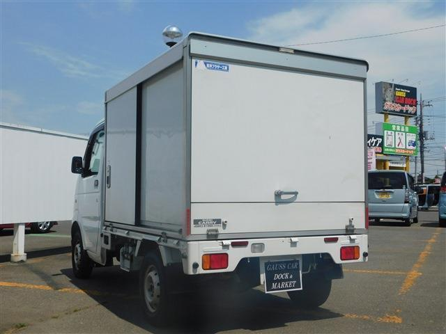 KCパワステ 3方開 4WD パネルトラック/ワンオーナー(6枚目)