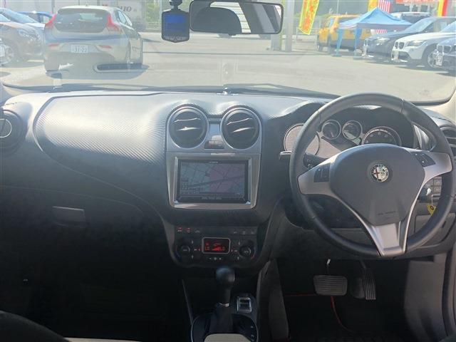 スプリント スペシャルエデション ワンオーナー車 社外ナビ ETC ターボ MTモード付AT パドルシフト 純正アルミ Bluetooth TV オートエアコン フォグランプ ヒートシーター(10枚目)