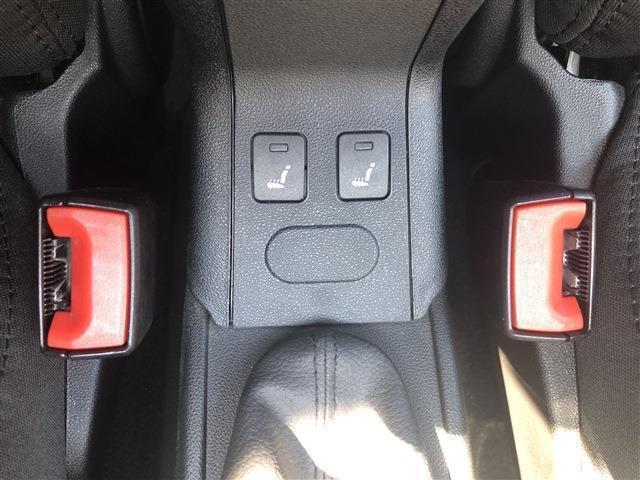 スプリント スペシャルエデション ワンオーナー車 社外ナビ ETC ターボ MTモード付AT パドルシフト 純正アルミ Bluetooth TV オートエアコン フォグランプ ヒートシーター(17枚目)