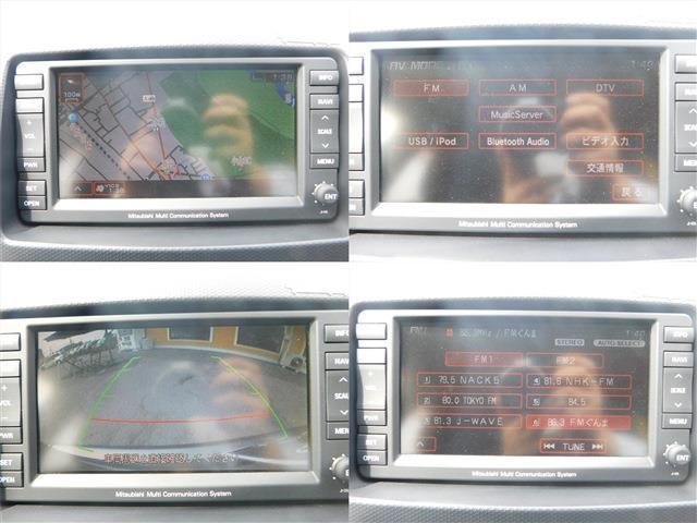 ナビ、バックカメラ、ミュージックサーバー搭載!お好きな音楽かけてドライブできます!
