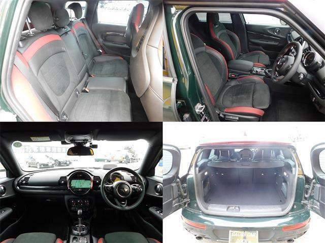 ジョンクーパーワークス クラブマン 4WD パドルシフト ETC ヘッドアップD ディーラー車(2枚目)