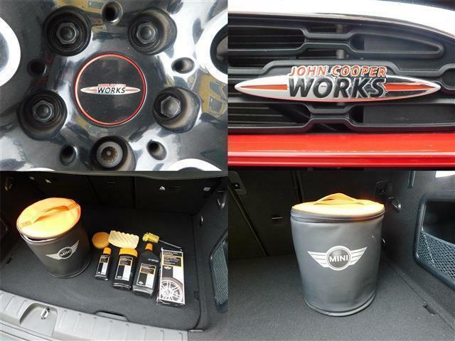 ジョンクーパーワークス クラブマン 4WD パドルシフト ETC ヘッドアップD ディーラー車(5枚目)