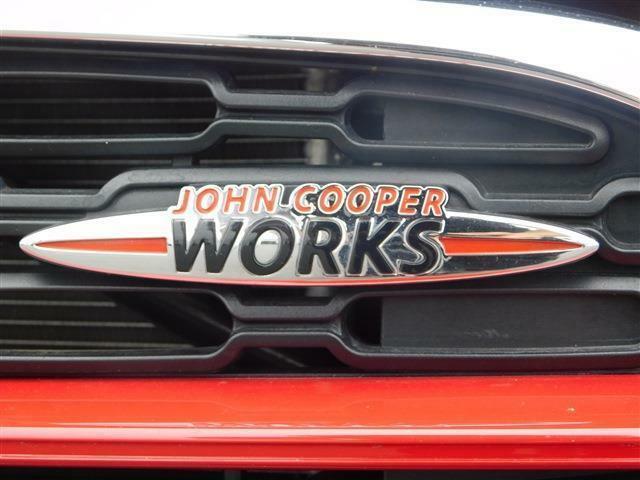 ジョンクーパーワークス クラブマン 4WD パドルシフト ETC ヘッドアップD ディーラー車(18枚目)