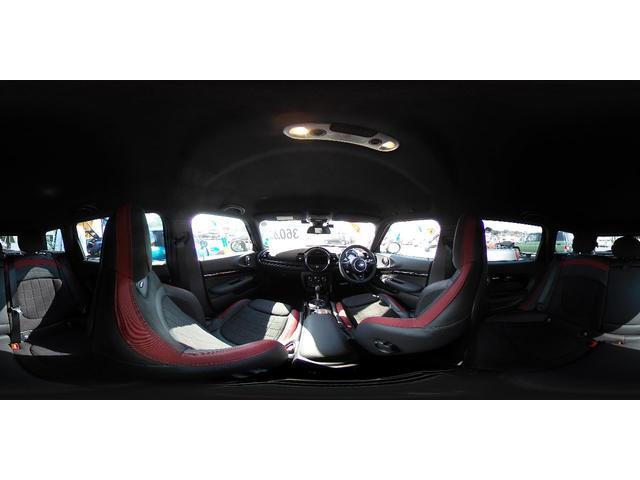 ジョンクーパーワークス クラブマン 4WD パドルシフト ETC ヘッドアップD ディーラー車(21枚目)