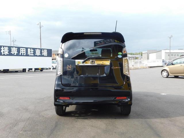 G ユーザー買取 純正アルミホイール Wエアバック 電動格納ミラー 横滑り防止装置 ステアリングスイッチ プッシュスタート アイドリングストップ ETC フォグランプ HIDライト(3枚目)