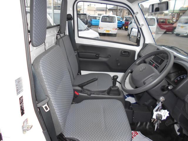 KCエアコンパワステ 4型 4WD&5MT AM&FMラジオ(8枚目)